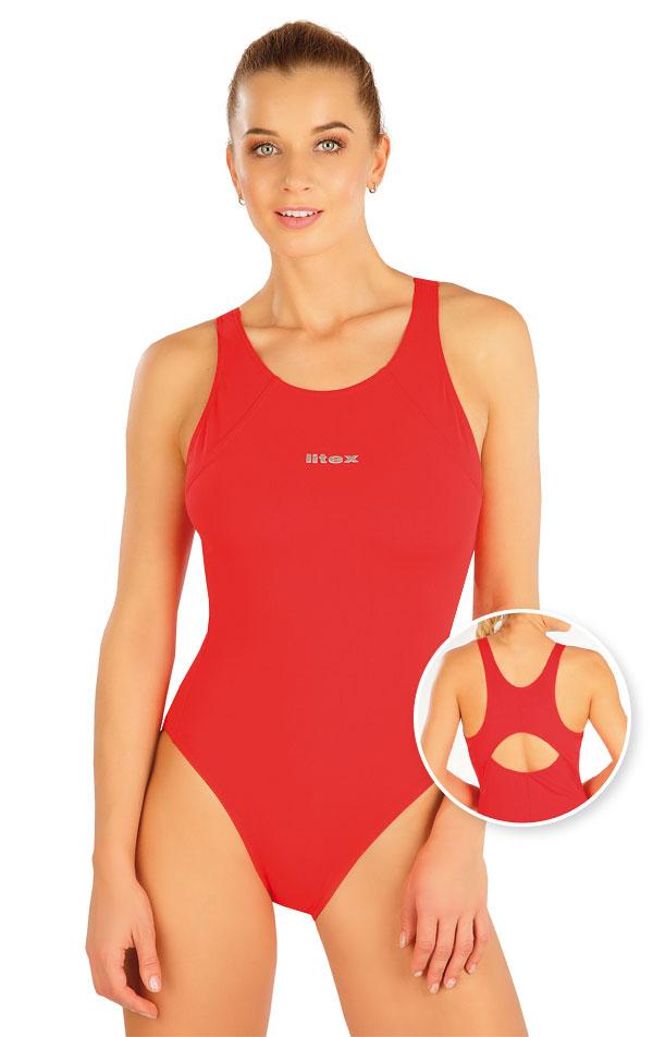Jednodílné sportovní plavky. 63538 | Sportovní plavky LITEX