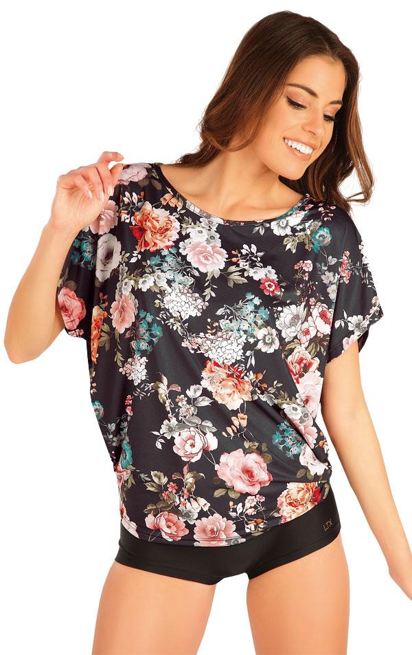 Tričko dámské s krátkým rukávem. 63565   Plážové doplňky LITEX