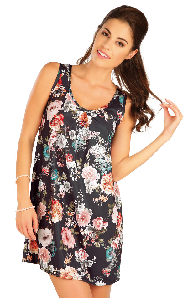 Šaty dámské bez rukávu. 63569 | Plážové doplňky LITEX