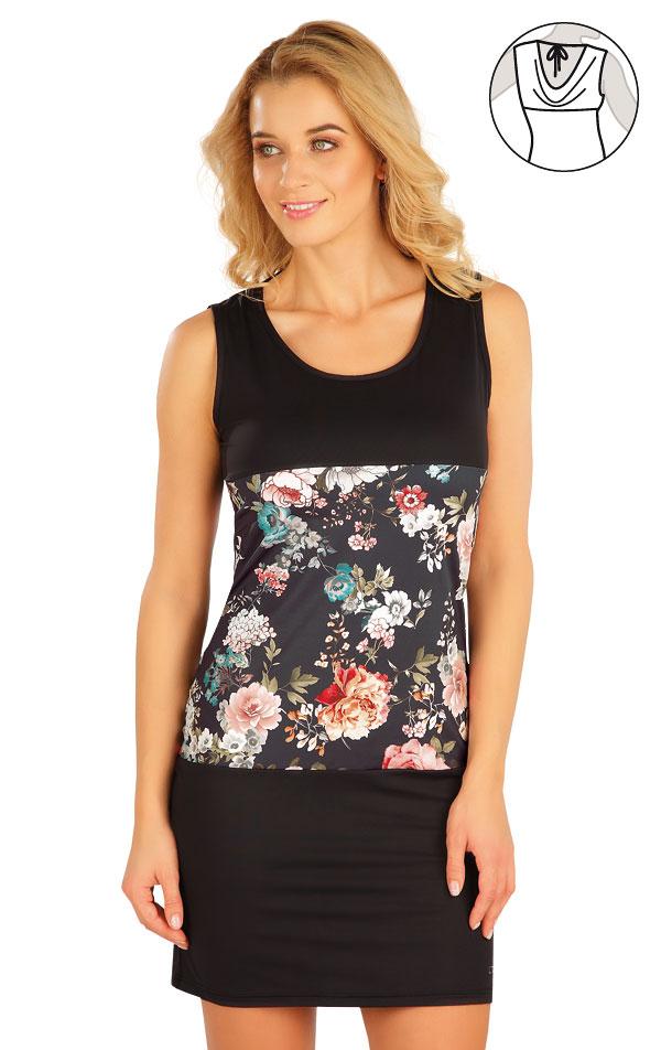 Šaty dámské bez rukávu. 63573 | Plážové doplňky LITEX