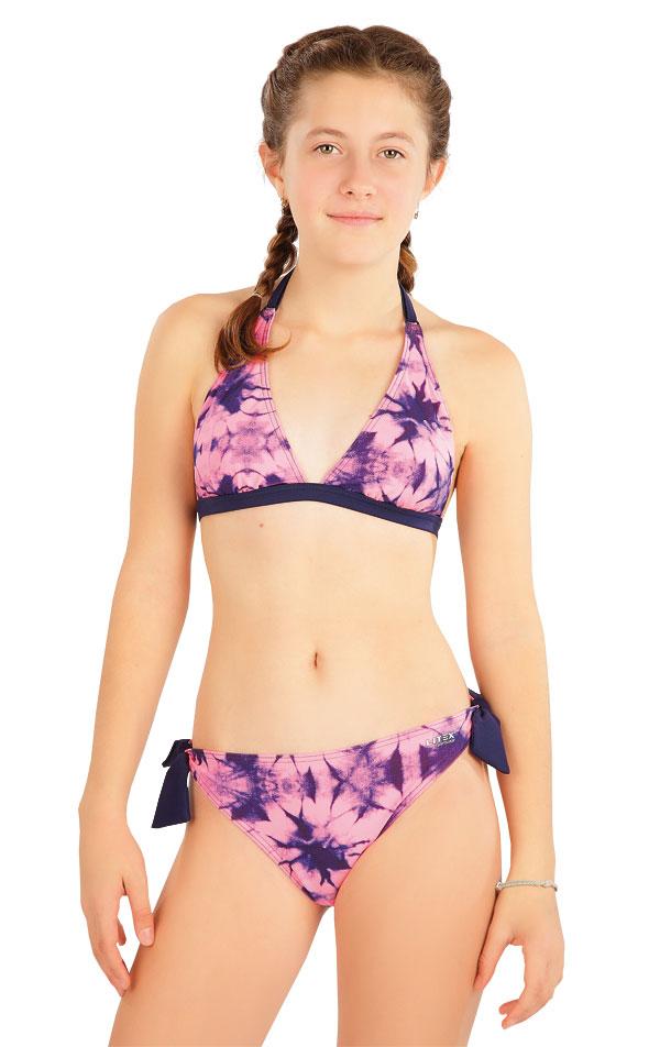 Dívčí plavky kalhotky bokové. 63596 | Dívčí plavky LITEX