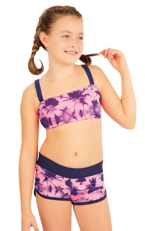 Dívčí plavky top. 63597 | Dívčí plavky LITEX