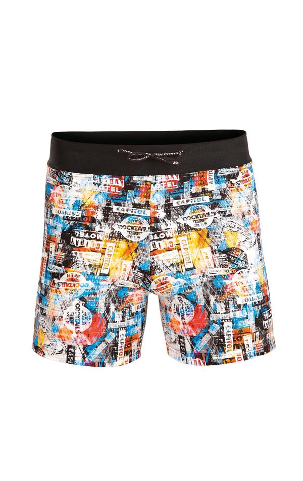 Chlapecké plavky boxerky. 63656 | Chlapecké plavky LITEX
