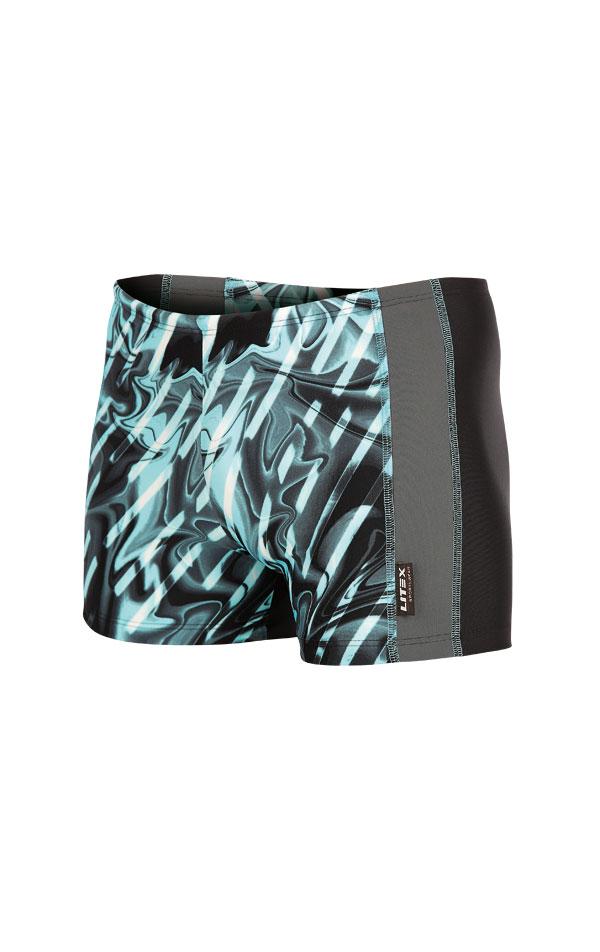 Pánské plavky boxerky. 63696   Pánské plavky LITEX