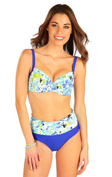Dvoudílné plavky > Plavky podprsenka s košíčky. 6B234
