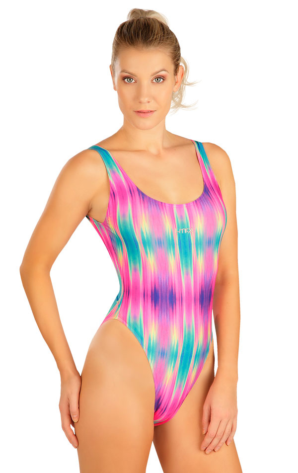 Jednodílné sportovní plavky. 6B324 | Sportovní plavky LITEX