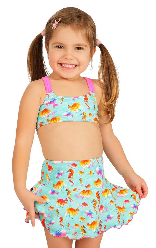 Dívčí sukně. 6B412 | Dívčí plavky LITEX