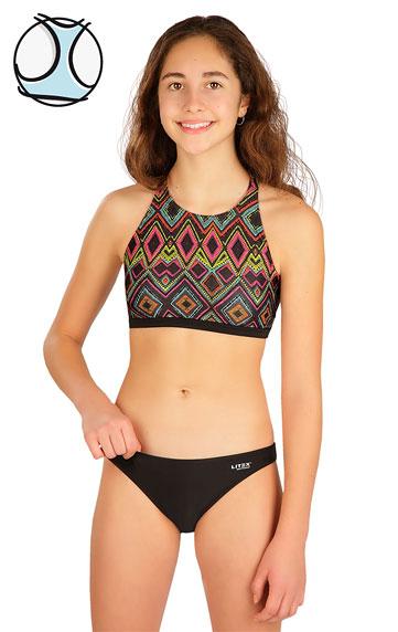 Dívčí plavky > Dívčí plavky sportovní top. 6B455