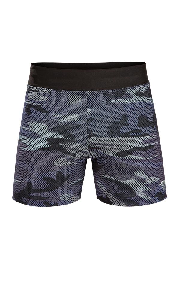 Chlapecké plavky boxerky. 6B476   Chlapecké plavky LITEX