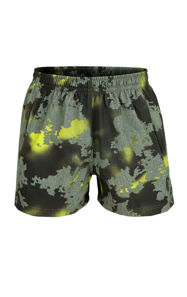 Chlapecké koupací šortky. 6B488 | Chlapecké plavky LITEX