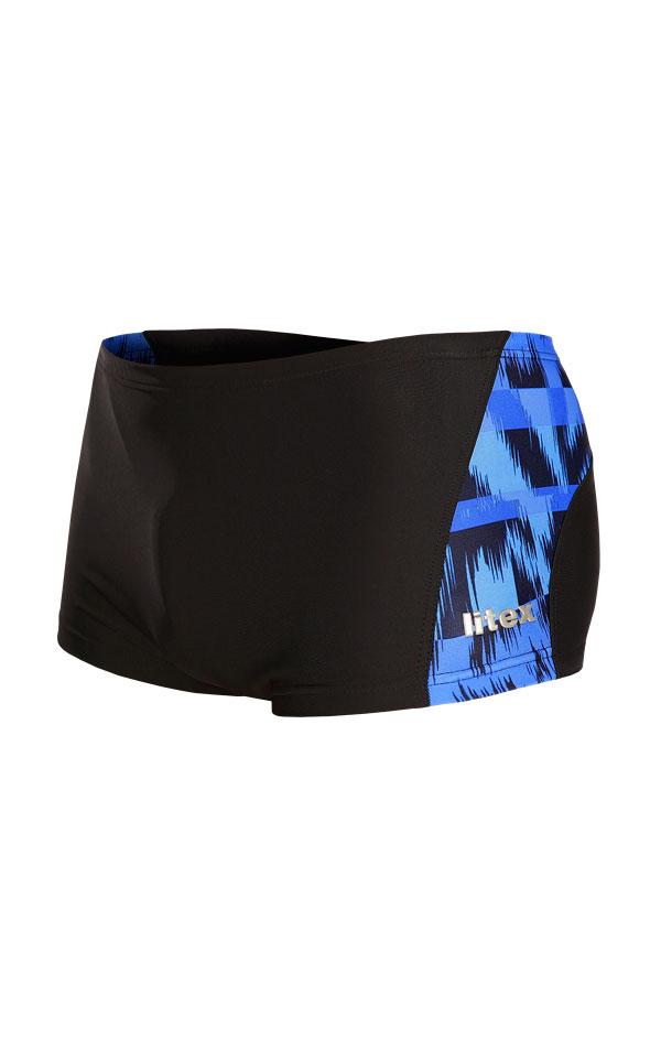 Pánské plavky boxerky. 6B505   Pánské plavky LITEX