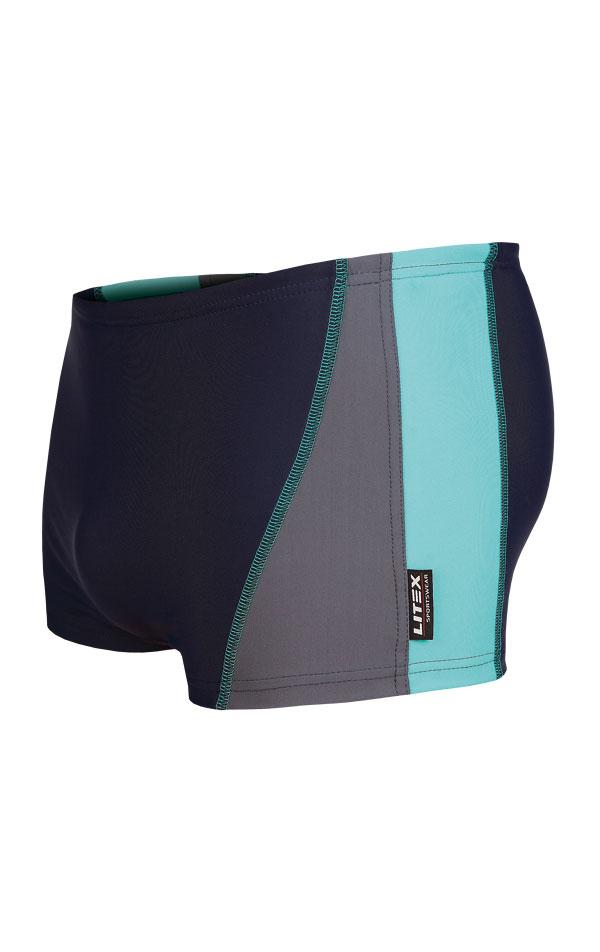 Pánské plavky boxerky. 6B523   Pánské plavky LITEX