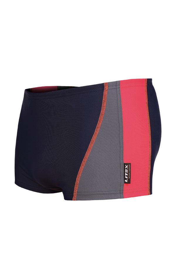 Pánské plavky boxerky. 6B526 | Pánské plavky LITEX