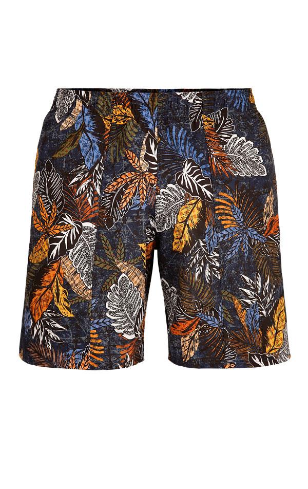 Pánské koupací šortky. 6B541   Pánské plavky LITEX