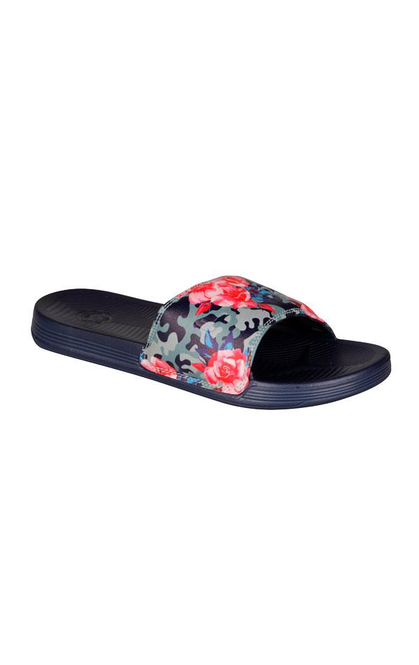 Dámské pantofle COQUI SANA. 6B605 | Plážová obuv LITEX