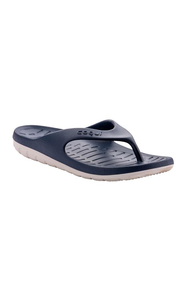 Pánské žabky COQUI ZUCCO. 6B614 | Plážová obuv LITEX