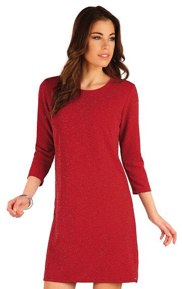 Šaty, sukně, tuniky > Šaty dámské s 3/4 rukávem. 7A017