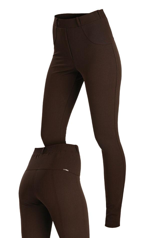 Kalhoty dámské dlouhé. 7A037   Legíny, kalhoty, kraťasy LITEX