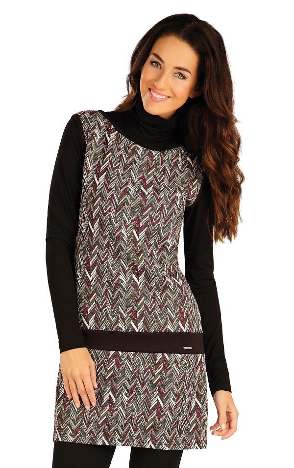Tunika dámská bez rukávu. 7A046 | Šaty, sukně, tuniky LITEX