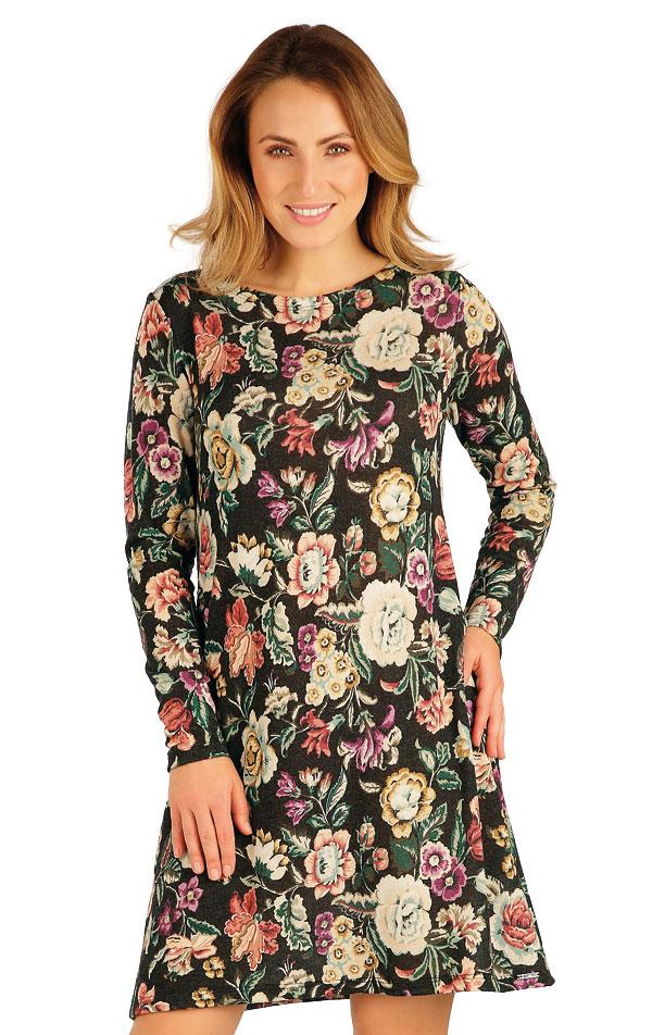 Šaty dámské s dlouhým rukávem. 7A051 | Šaty, sukně, tuniky LITEX