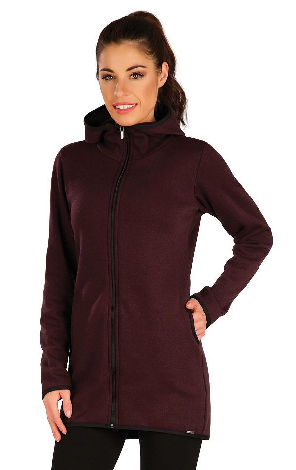 Mikina dámská s kapucí. 7A066 | Vesty a bundy LITEX