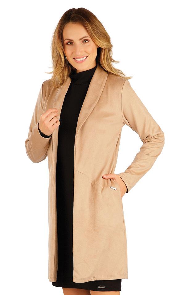 Kabátek dámský s dlouhým rukávem. 7A085 | Bundy, vesty, kabátky LITEX