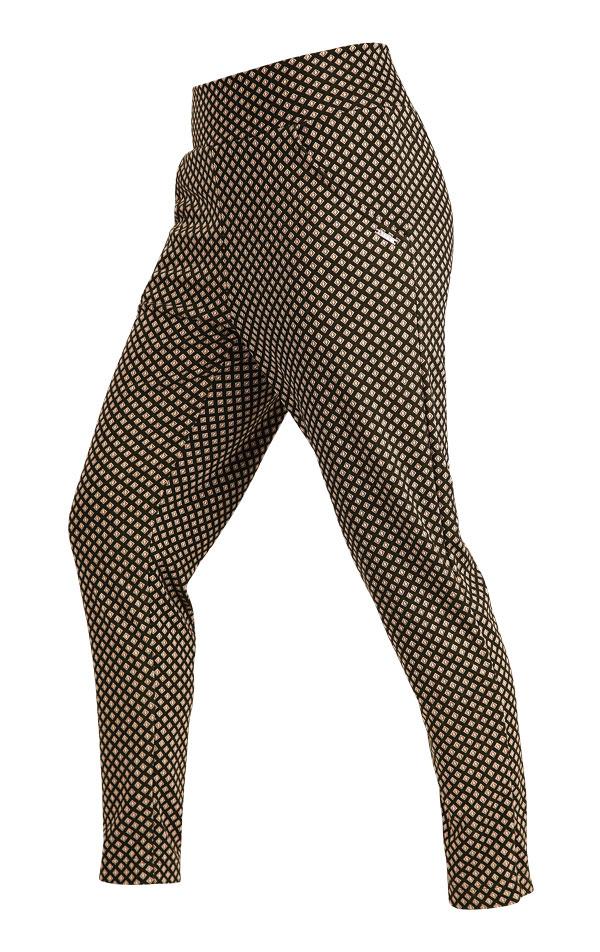 Kalhoty dámské se sníženým sedem. 7A099 | Legíny, kalhoty, kraťasy LITEX