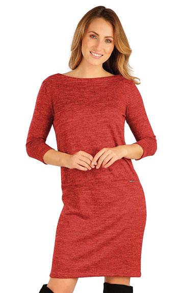 Šaty, sukně, tuniky > Šaty dámské s 3/4 rukávem. 7A103