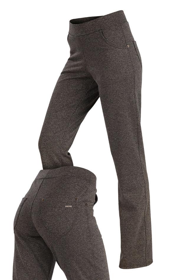 Tepláky dámské dlouhé do pasu. 7A107 | Sportovní kalhoty, tepláky, kraťasy LITEX