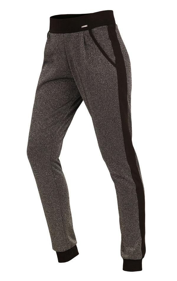 Kalhoty dámské dlouhé s nízkým sedem. 7A120 | Legíny, kalhoty, kraťasy LITEX