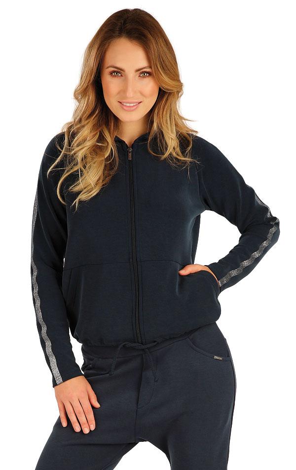 Mikina dámská s kapucí. 7A125 | Vesty a bundy LITEX