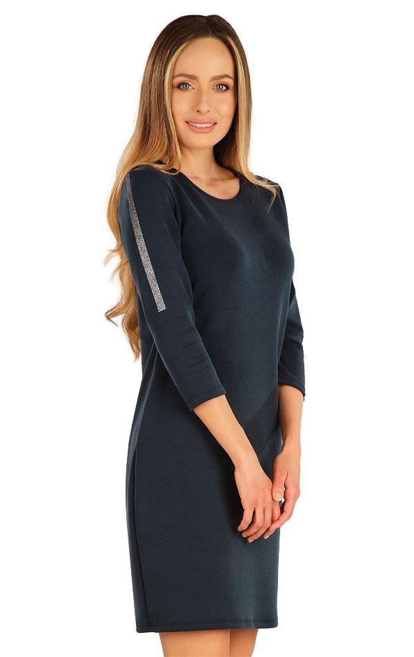 Šaty dámské s 3/4 rukávem. 7A126 | Šaty, sukně, tuniky LITEX