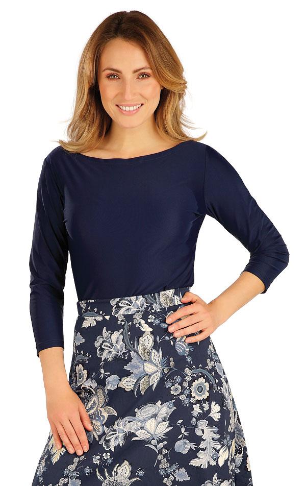 Tričko dámské s 3/4 rukávem. 7A145   Tílka, trička, halenky LITEX