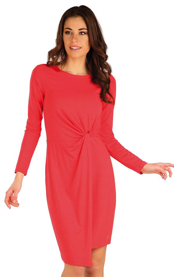 Šaty dámské s dlouhým rukávem. 7A158 | Šaty, sukně, tuniky LITEX