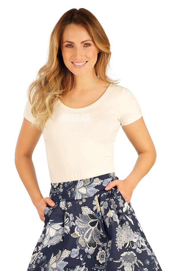 Tričko dámské s krátkým rukávem. 7A161 | Tílka, trička, halenky LITEX