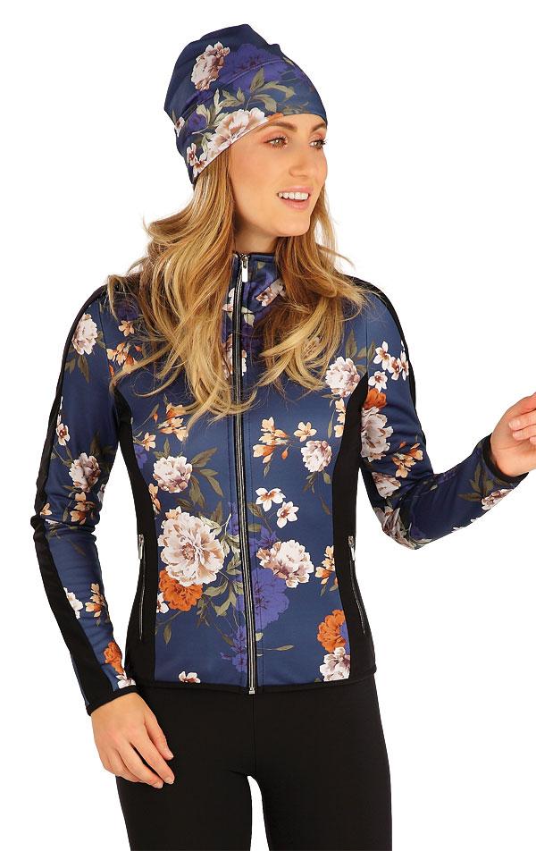 Mikina dámská na zip. 7A168 | Bundy, vesty LITEX