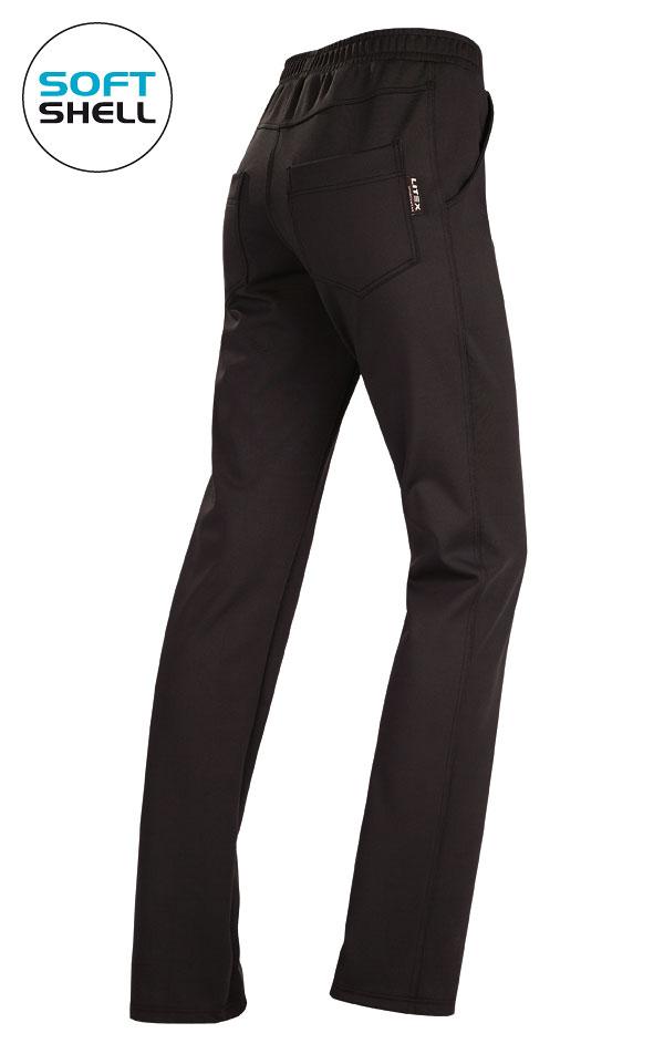Kalhoty dámské dlouhé softshellové. 7A212 | Kalhoty zateplené, softshell LITEX