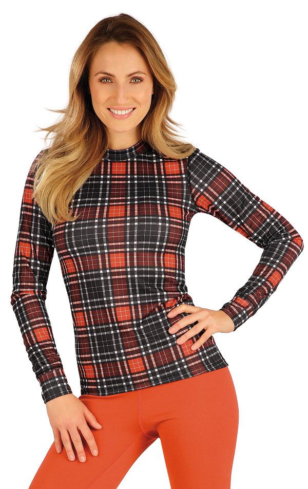 Funkční termo tričko dámské. 7A225   TERMOPRÁDLO LITEX