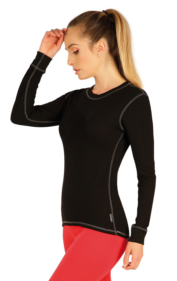 Funkční termo tričko dámské. 7A239 | TERMOPRÁDLO LITEX