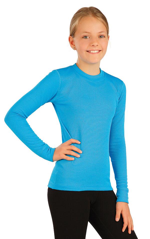 Funkční termo triko dětské. 7A260 | TERMOPRÁDLO LITEX