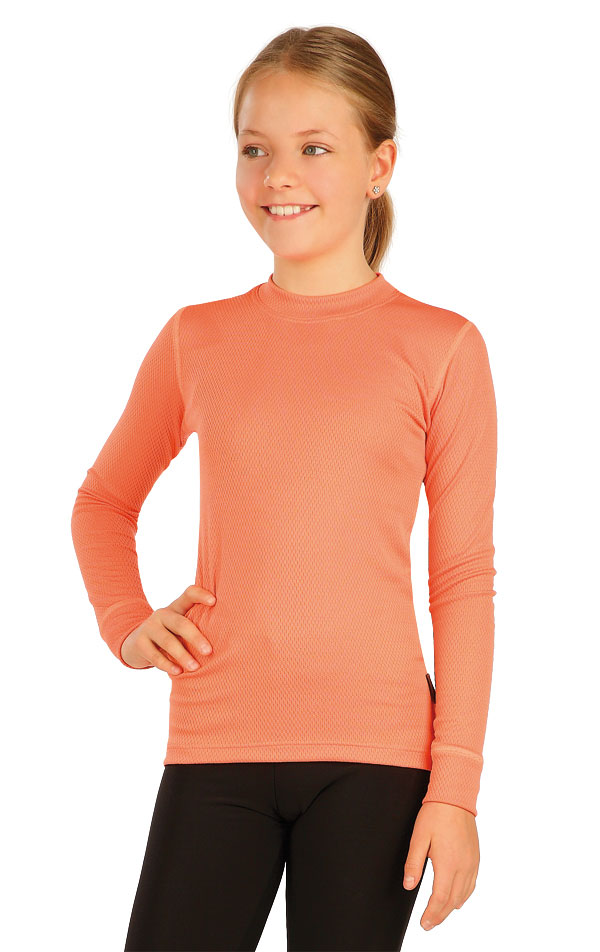 Funkční termo triko dětské. 7A269 | TERMOPRÁDLO LITEX