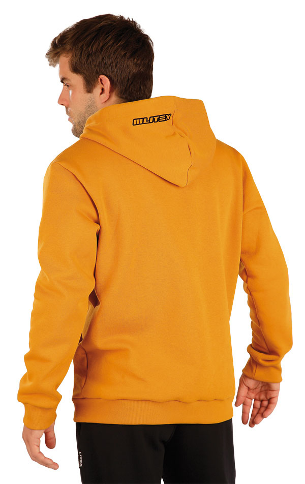 Mikina pánská na zip s kapucí. 7A307   Mikiny, bundy LITEX
