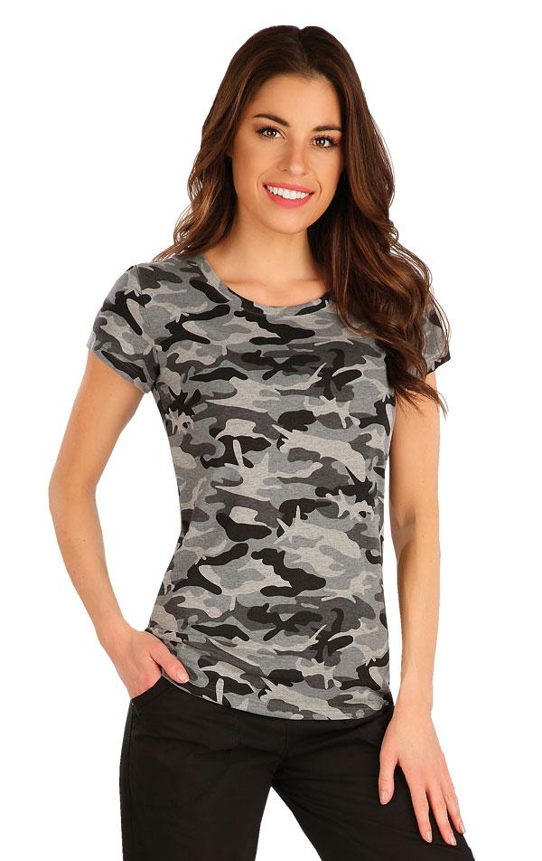 Tričko dámské s krátkým rukávem. 7A328   Trička LITEX