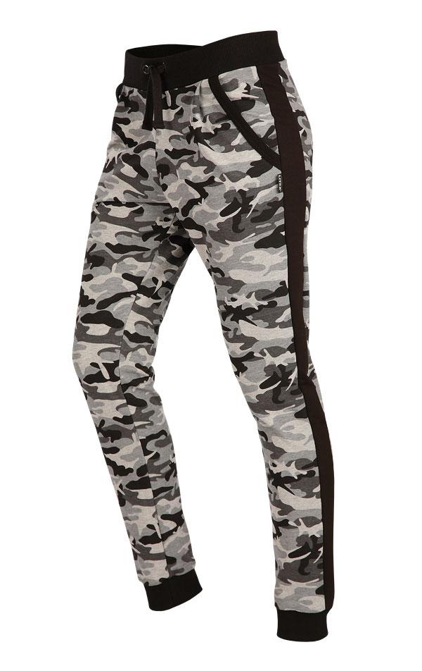 Tepláky dámské dlouhé se sníženým sedem. 7A334 | Sportovní kalhoty, tepláky, kraťasy LITEX