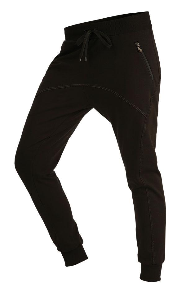 Tepláky dámské dlouhé s nízkým sedem. 7A346   Kalhoty LITEX LITEX