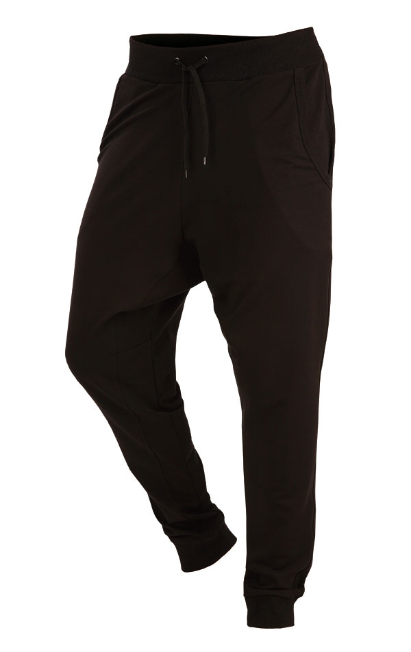 Tepláky pánské dlouhé s nízkým sedem. 7A348 | Kalhoty, tepláky, kraťasy LITEX