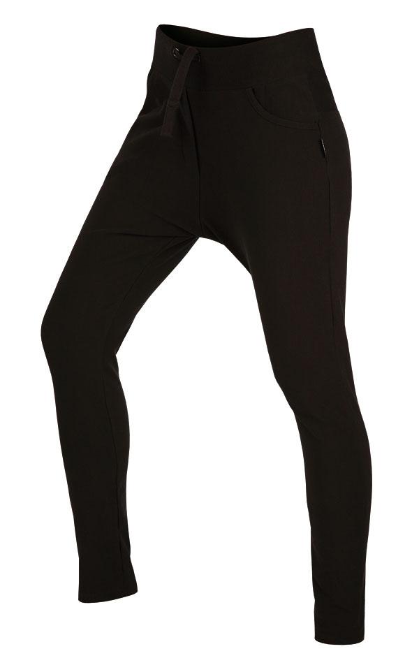 Tepláky dámské dlouhé s nízkým sedem. 7A357 | Sportovní kalhoty, tepláky, kraťasy LITEX