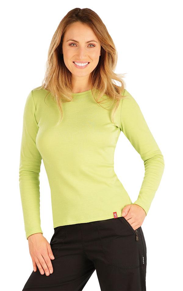 Tričko dámské s dlouhým rukávem. 7A362   Tílka, trička, halenky LITEX