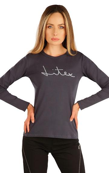 Tričko dámské s dlouhým rukávem.