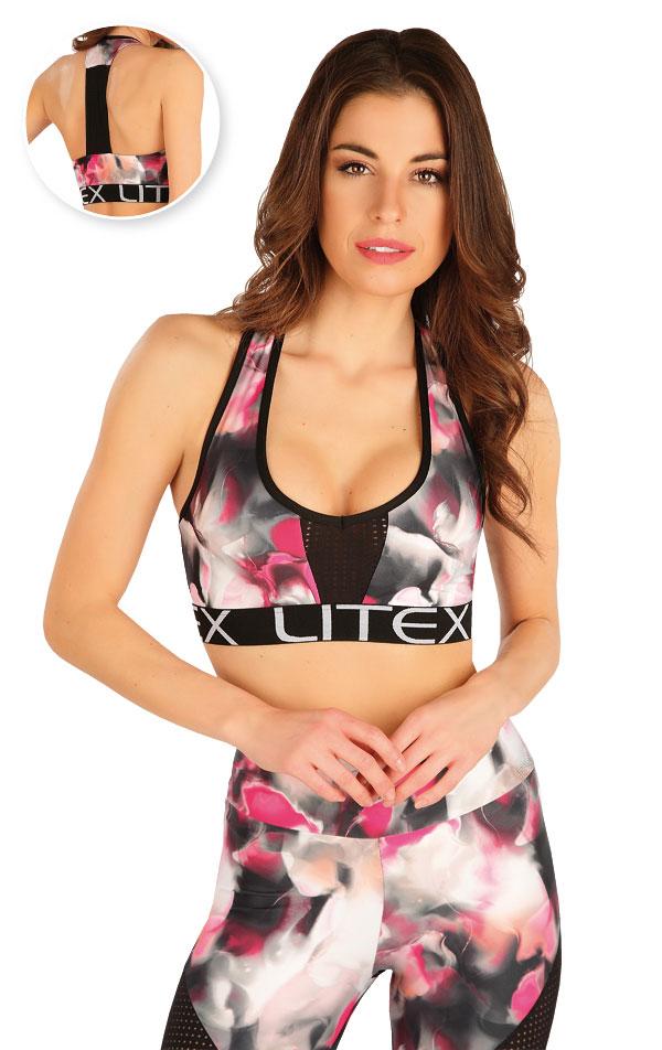 Sportovní top dámský. 7A404 | Tílka, topy LITEX
